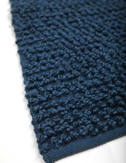 LORU -matto 60X90 cm sininen