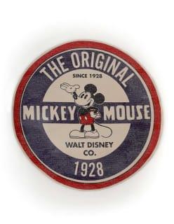 ORIGINAL MICKEY -matto D90cm tummansininen