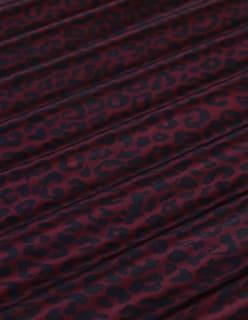 SAVANA tummanpunainen
