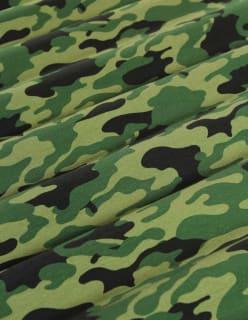 CAMO -trikoo tummanvihreä