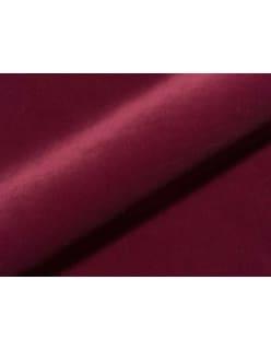 MELIA FR -sametti viininpunainen