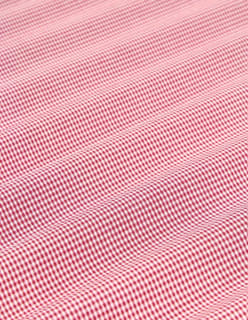 VICHY -pikkuruutu punainen