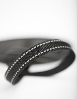 HEIJASTAVA PP-REMMI 30 mm musta