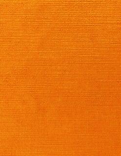 AVIGNON -sametti oranssi