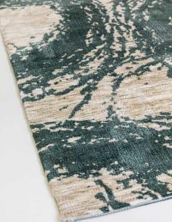 SILMUKAT -matto 160x230 cm tummanturkoosi