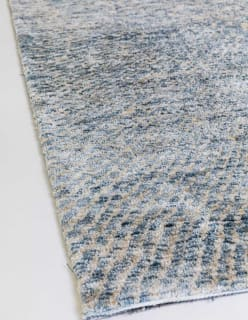TÄHTISUMU -matto 160x230 cm vaaleansininen