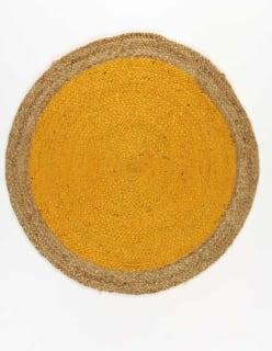 LAUTTA -matto D90 keltainen