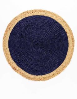 LAUTTA -matto D90 sininen