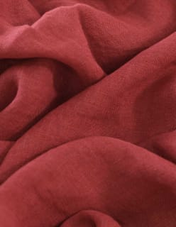 SPENCER -pellava punainen