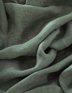 SPENCER -pellava tummanvihreä