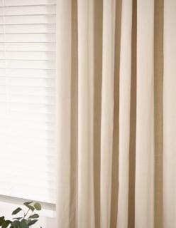 MADDY -verho 140x250 cm vaaleabeige