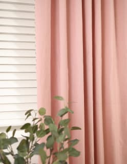 MADDY -verho 140x250 cm roosa