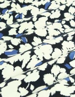 BLUE FLOWER MX tummansininen