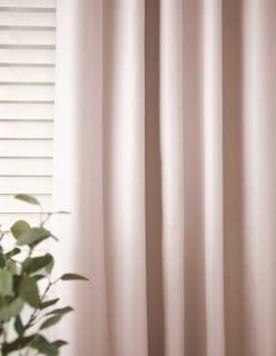 AURINGONLASKU -pimennysverho vaaleanpunainen