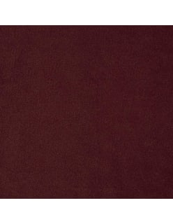 KENSINGTON FR -sametti tummanpunainen