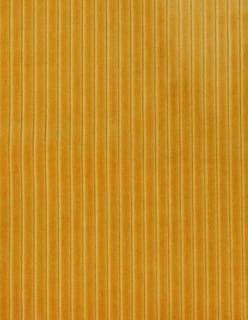 CORDUROY SMALL keltainen