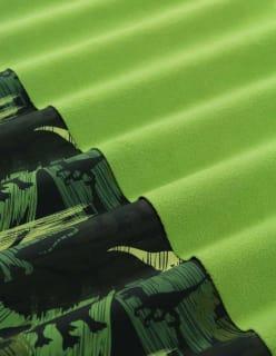 DINO- SOFTSHELL vihreä