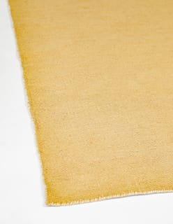 LANKKU -matto 140x200 keltainen