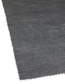 LANKKU -matto 140x200 musta