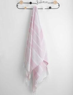 HOLIDAY HAMAM -pyyhe vaaleanpunainen