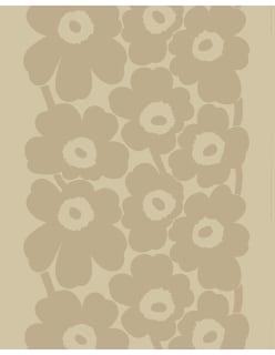 UNIKKO -pellavakangas vaaleabeige