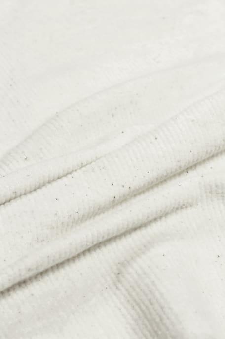 BELL-verho/pöytähuopa luonnonvalkoinen