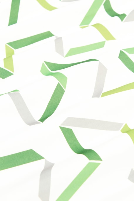 BOOGIE -paloturv. verhokangas vihreä