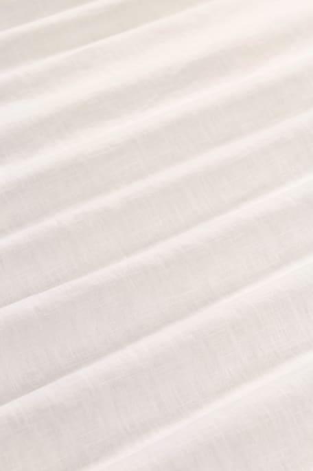 LINNA -entsyymipesty pellava valkoinen