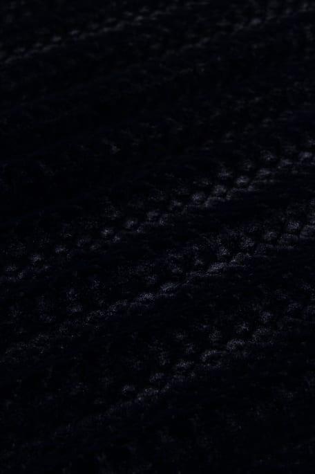 KAARI -pehmokarva musta