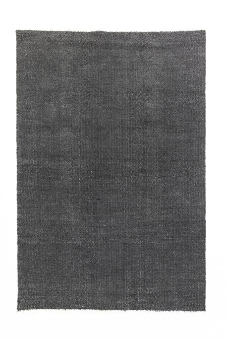 LANKKU -matto 160x230 musta
