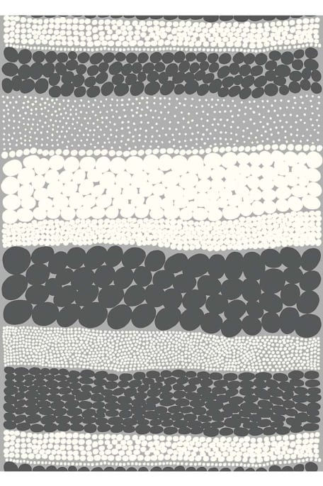 JURMO  -palot. verhokangas harmaa