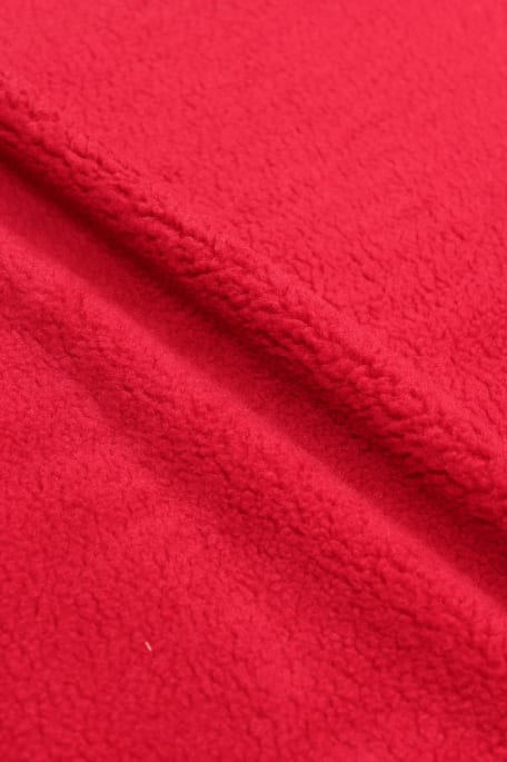 NICCOLO-teddy punainen