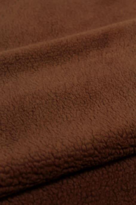NICCOLO-teddy ruskea