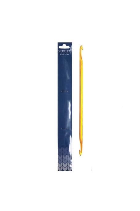 TUNISIALAINEN VIRKKUUKOUKKU 6 mm keltainen