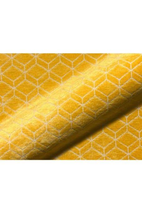 RETRO -chenille keltainen