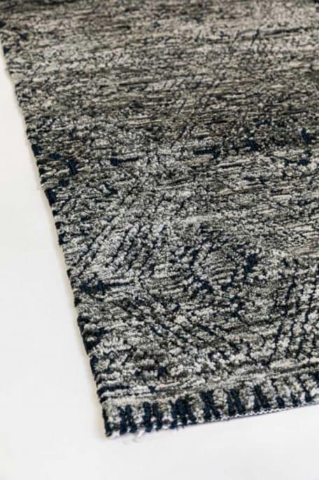 VAAKUNA -matto 160x230 cm tummansininen