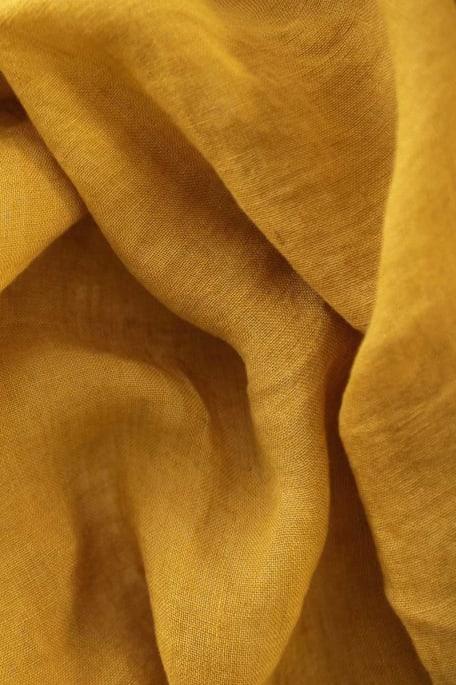 SPENCER -pellava keltainen