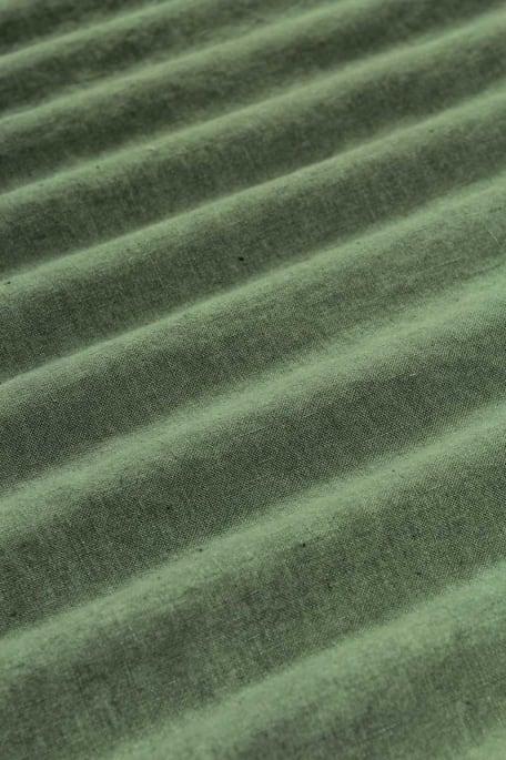 MILTON -pellava tummanvihreä