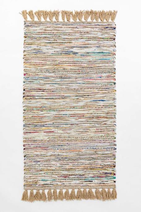 FREEPORT -matto 80x250 cm kirjava