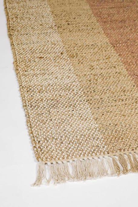 BAHAMA -matto 160x230 cm vaaleanpunainen