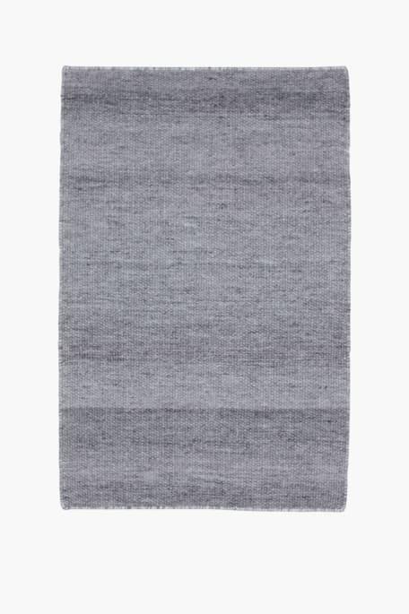 LANKKU -matto 60x90 harmaa
